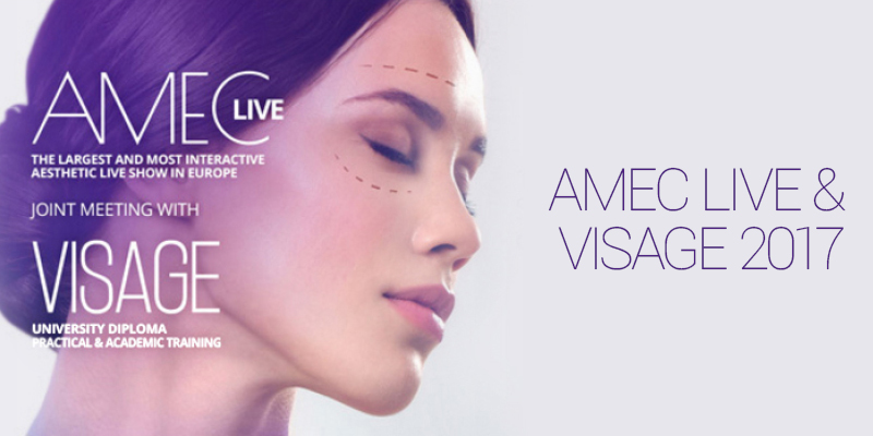 AMEC Live & VISAGE 2017