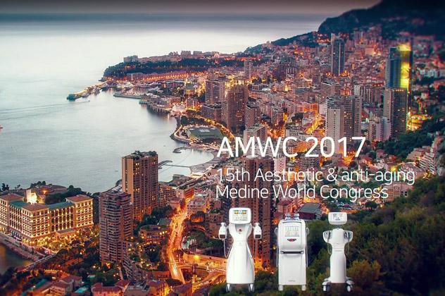AMWC Exhibition 2017 Monaco