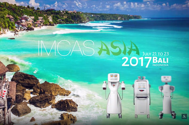 IMCAS ASIA Exhibition 2017 , Bali Indonesia