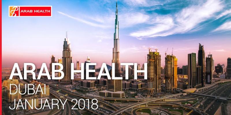 Arab Health Dubai 2018